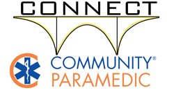 CONNECT Community Parademic Logo